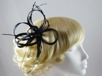  Heather Fascinator